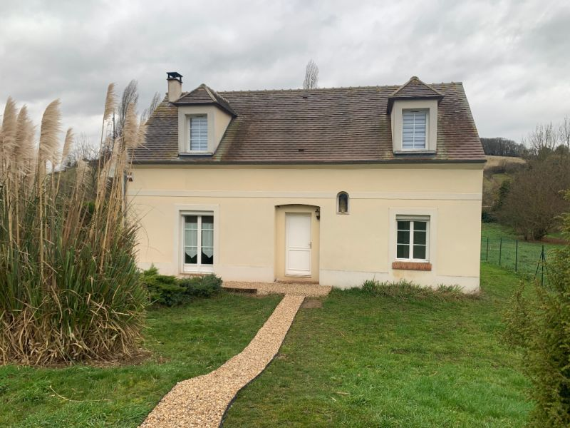 Vente maison / villa Buhy 309800€ - Photo 1