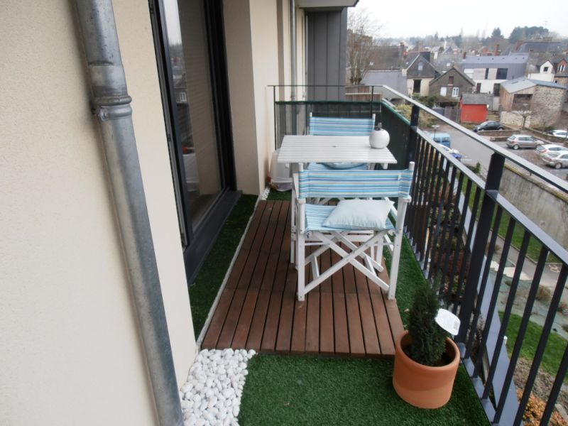 Vente appartement Chateaubourg 150000€ - Photo 7