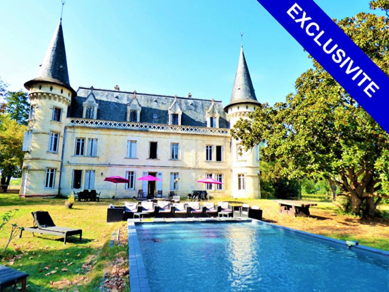 Vente de prestige maison / villa Bordeaux 2 000 000€ - Photo 1