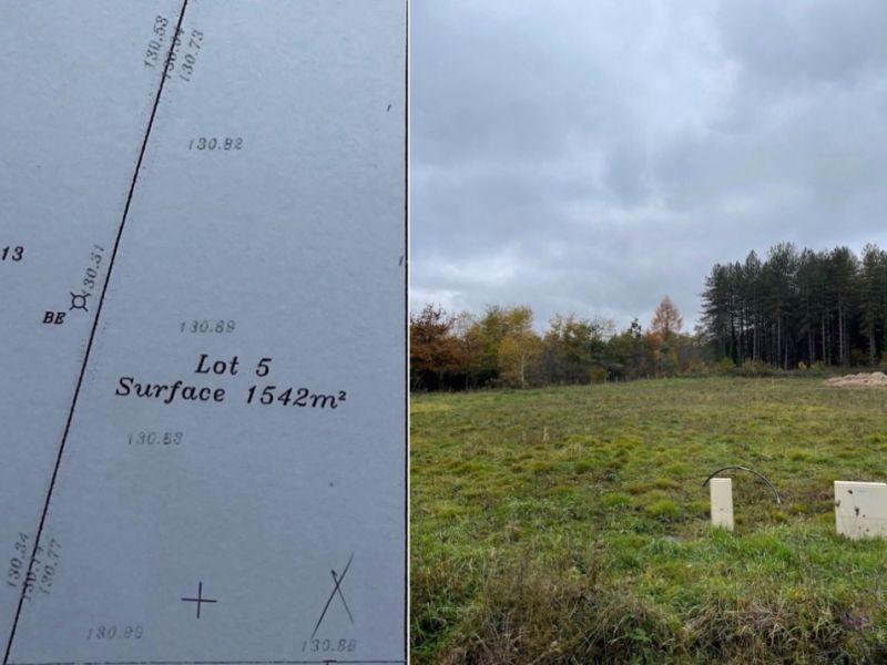 Vente terrain Vannes sur cosson 62000€ - Photo 1