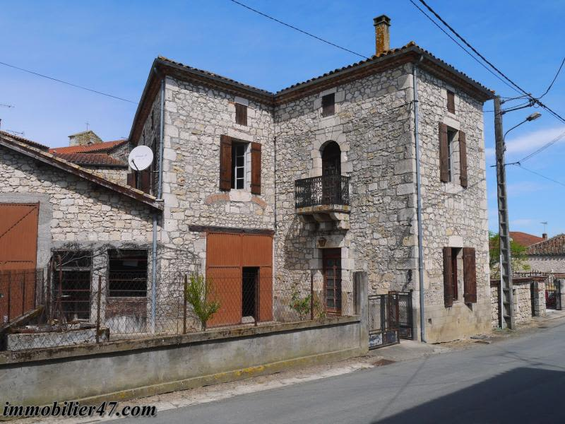 Vente maison / villa Laugnac 95000€ - Photo 2