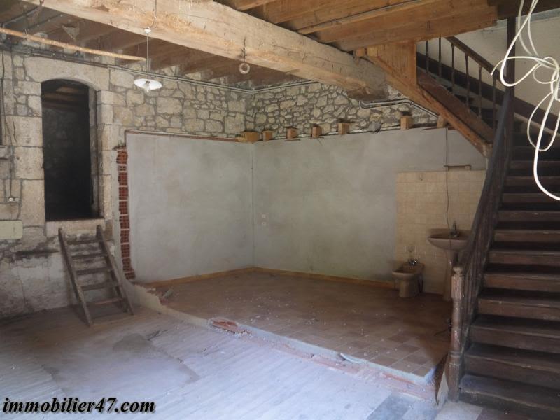 Vente maison / villa Laugnac 95000€ - Photo 6