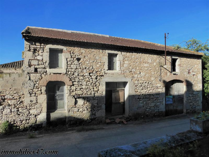 Sale house / villa Aiguillon 23 000€ - Picture 1