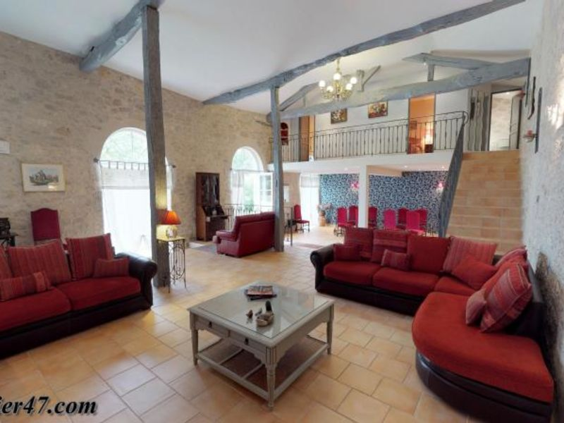 Sale house / villa Prayssas 649 000€ - Picture 3