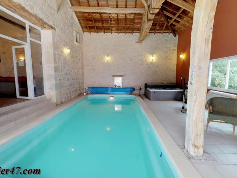 Sale house / villa Prayssas 649 000€ - Picture 11