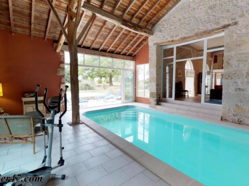Sale house / villa Prayssas 649 000€ - Picture 13