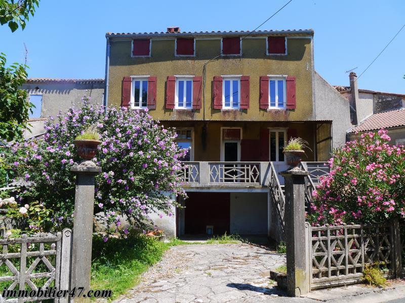 Sale house / villa Laugnac 64500€ - Picture 2