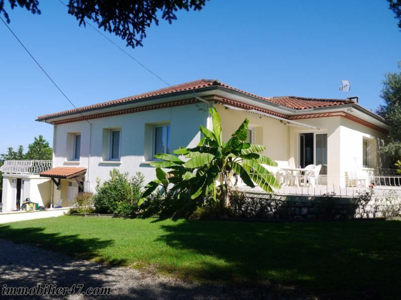 Sale house / villa Pujols 299 000€ - Picture 1