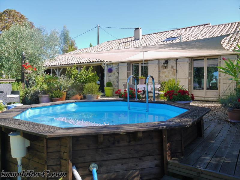 Sale house / villa Prayssas 269000€ - Picture 2