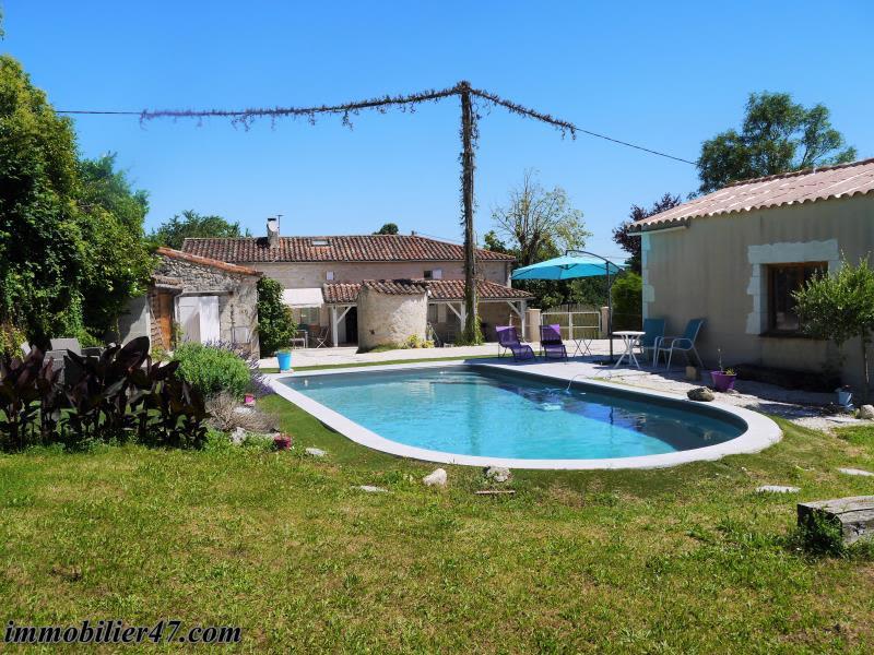 Sale house / villa Prayssas 219000€ - Picture 2