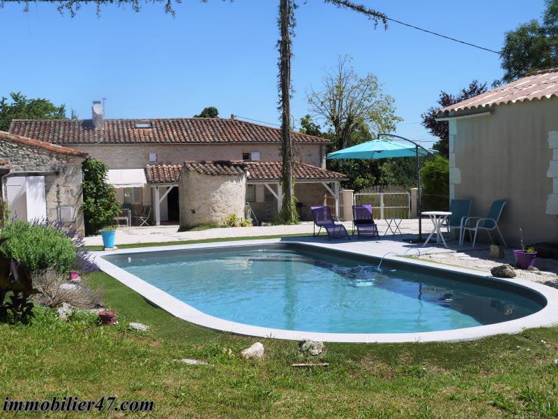 Sale house / villa Prayssas 219000€ - Picture 12