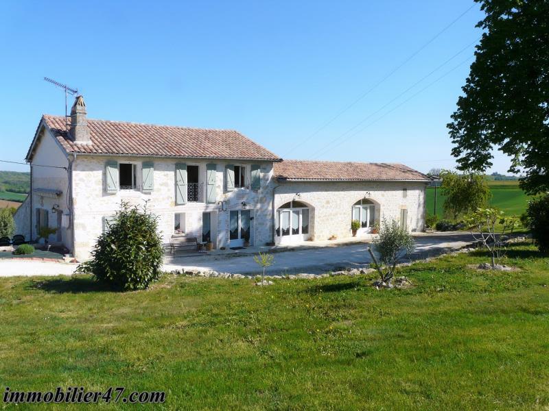 Sale house / villa Prayssas 445000€ - Picture 1