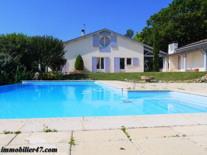 Vente maison / villa Prayssas 365000€ - Photo 2