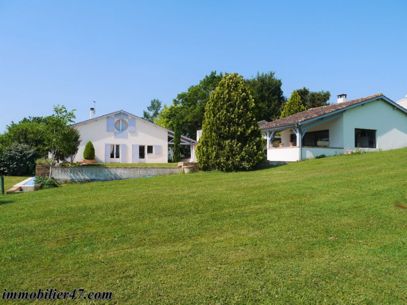 Vente maison / villa Prayssas 365000€ - Photo 3