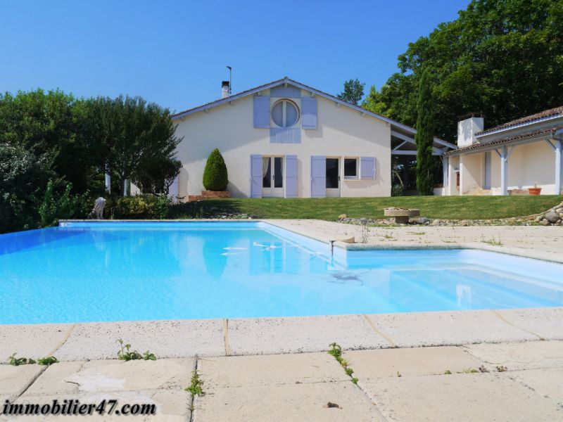 Vente maison / villa Prayssas 365000€ - Photo 17