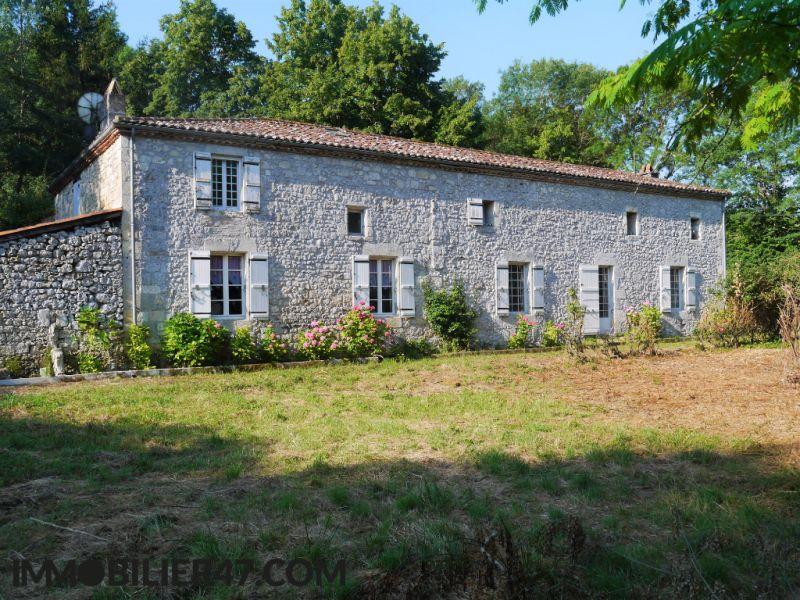 Sale house / villa Prayssas 333000€ - Picture 3