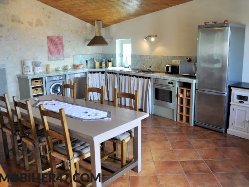 Vente maison / villa Prayssas 195 000€ - Photo 3