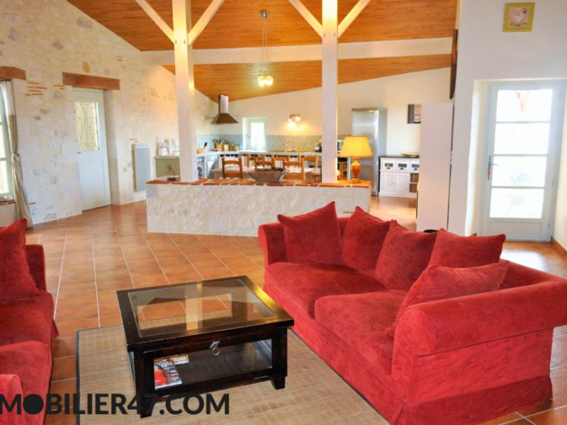 Vente maison / villa Prayssas 195 000€ - Photo 6