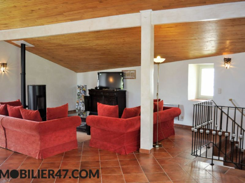 Vente maison / villa Prayssas 195 000€ - Photo 7