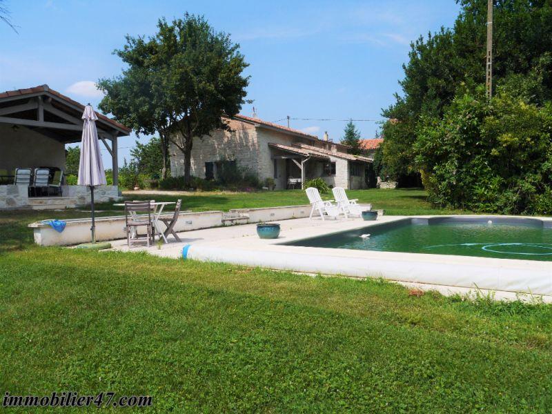Sale house / villa Prayssas 329900€ - Picture 2