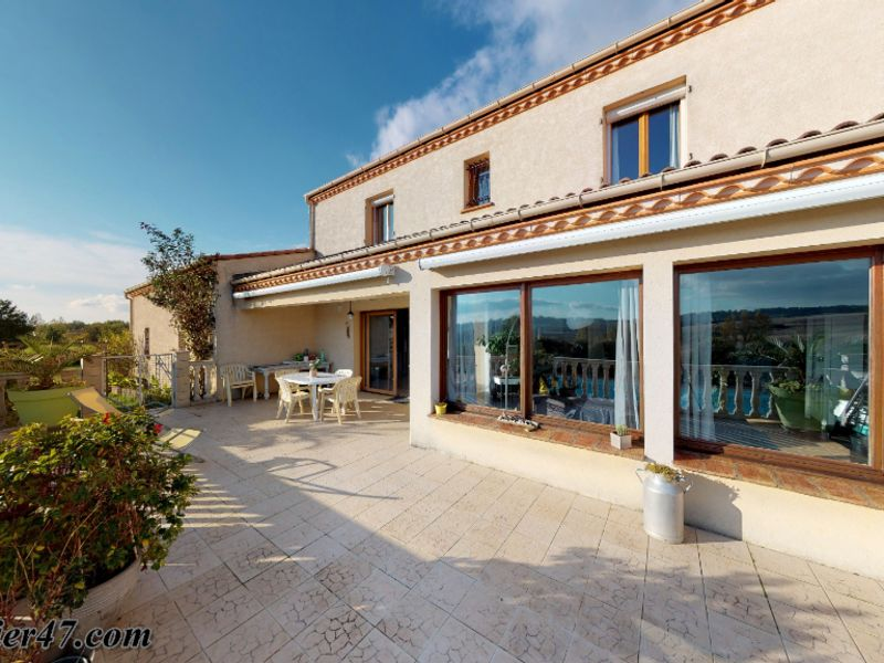 Vente maison / villa St sardos 319900€ - Photo 18