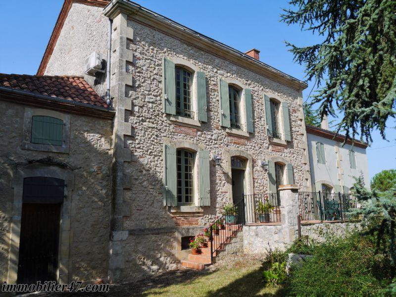 Verkoop  huis Prayssas 495000€ - Foto 2