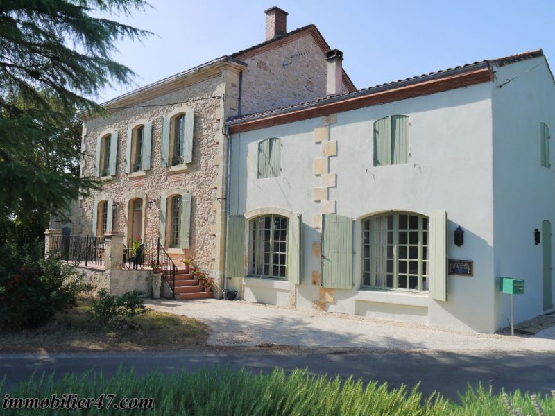 Verkoop  huis Prayssas 495000€ - Foto 3