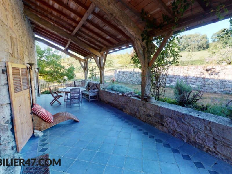 Sale house / villa Prayssas 445 000€ - Picture 14