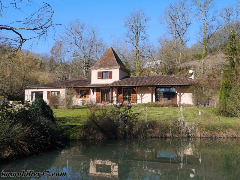 Sale house / villa Prayssas 337000€ - Picture 2