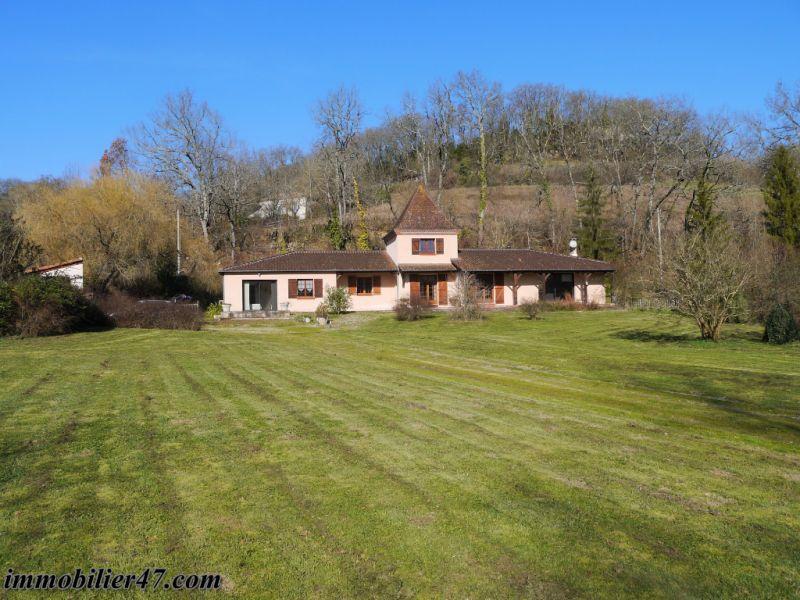 Sale house / villa Prayssas 337000€ - Picture 3