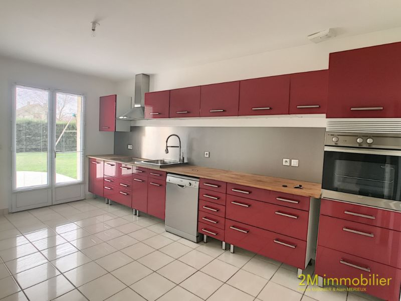 Sale house / villa Vaux le penil 472 500€ - Picture 4