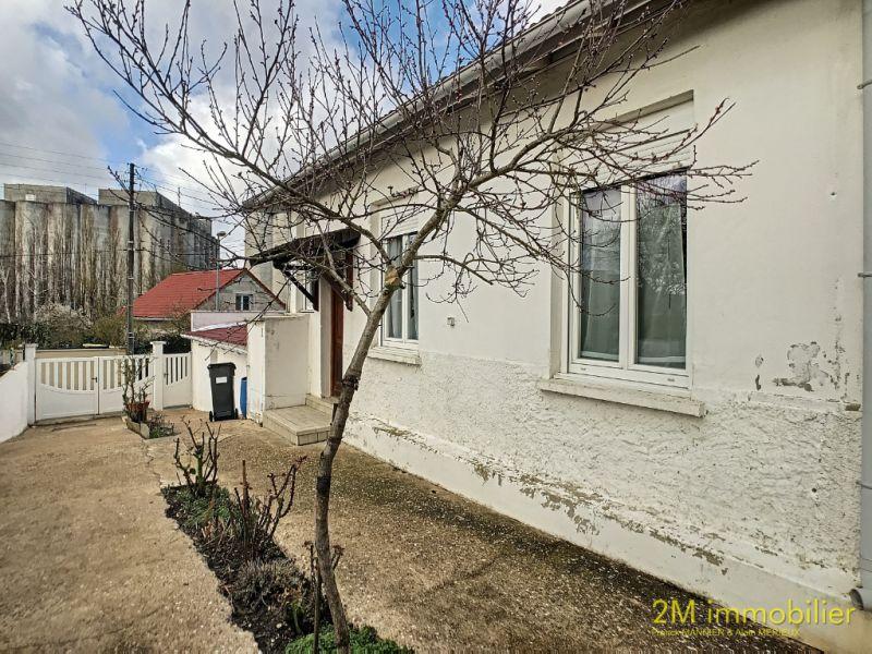 Rental apartment Vaux le penil 595€ CC - Picture 2