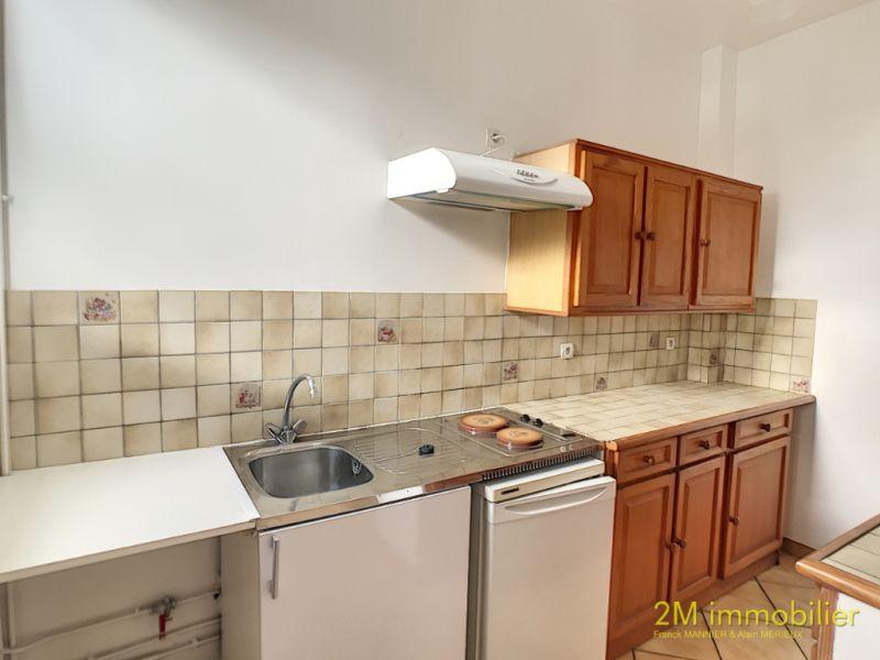 Rental apartment Vaux le penil 595€ CC - Picture 4