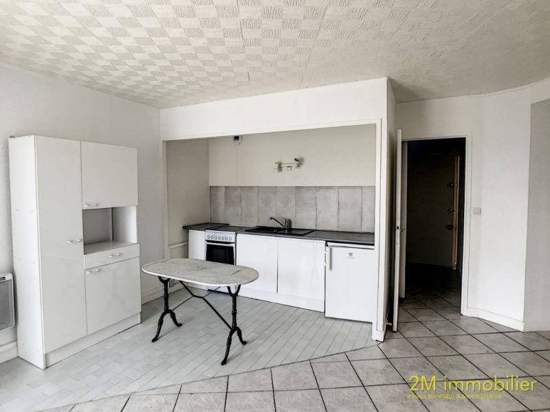 Rental apartment Vaux le penil 590€ CC - Picture 3