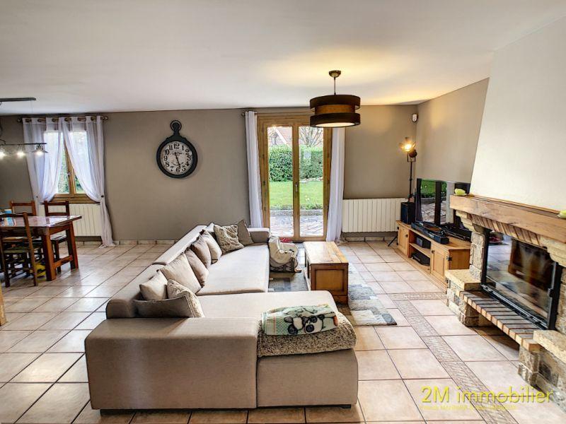 Sale house / villa Vaux le penil 320000€ - Picture 1