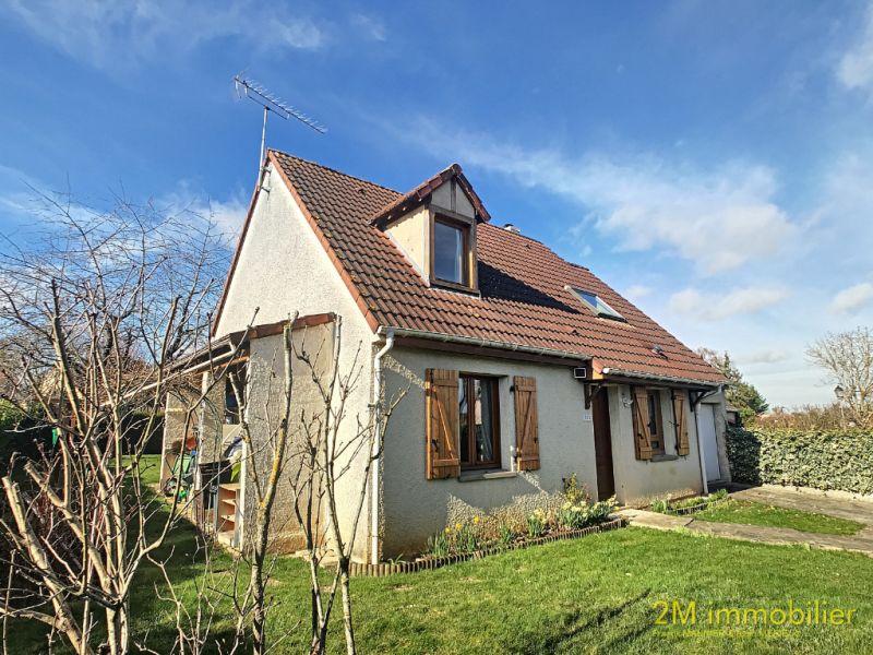 Sale house / villa Vaux le penil 320000€ - Picture 2