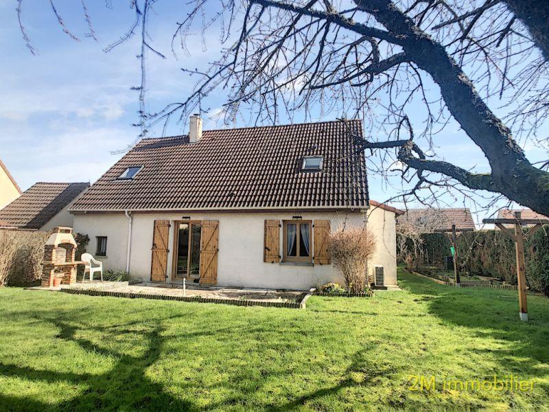 Sale house / villa Vaux le penil 320000€ - Picture 4