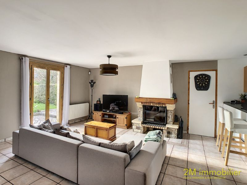 Sale house / villa Vaux le penil 320000€ - Picture 6
