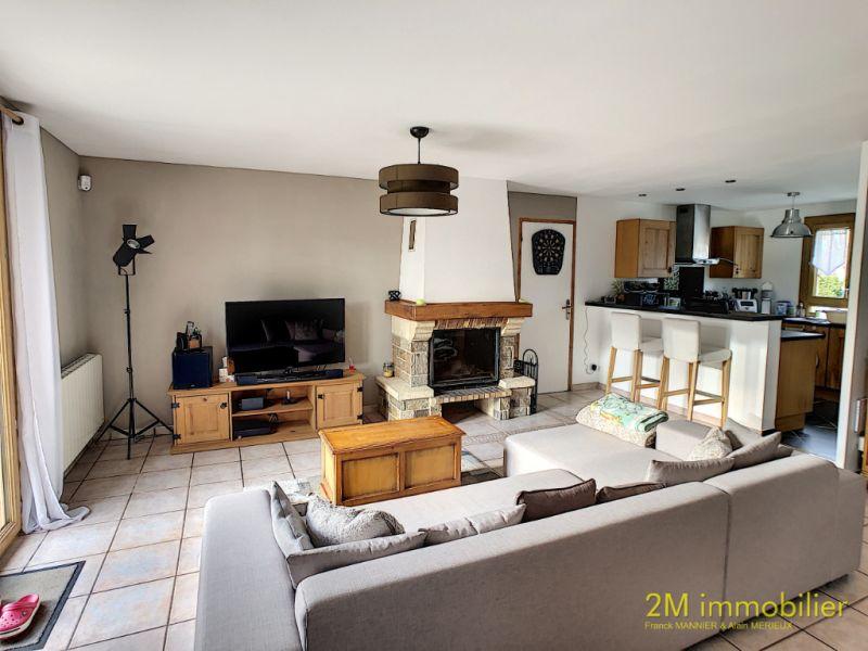 Sale house / villa Vaux le penil 320000€ - Picture 7