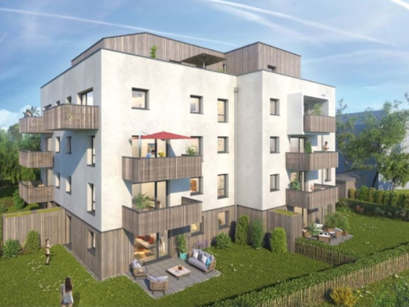 Vente appartement Reichstett 337 000€ - Photo 1