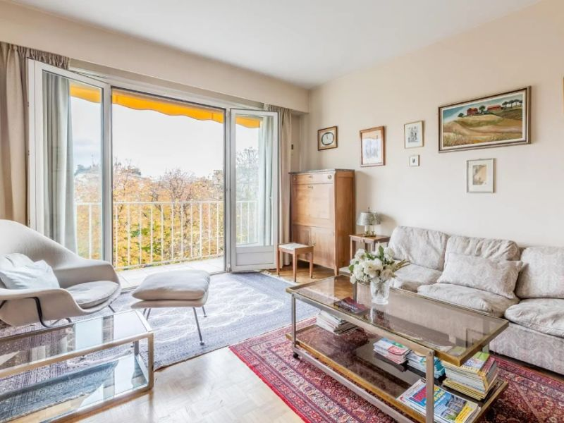 Vente appartement Neuilly sur seine 1 095 000€ - Photo 1