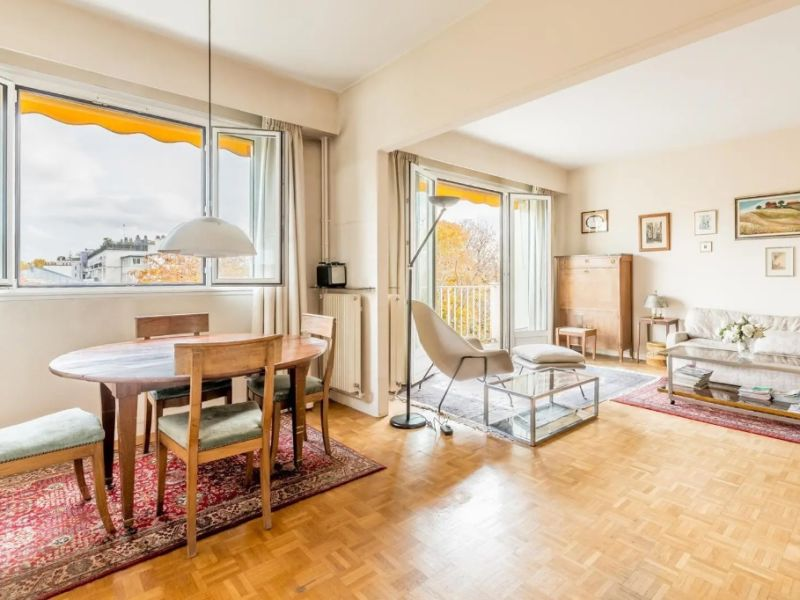 Sale apartment Neuilly sur seine 1095000€ - Picture 2