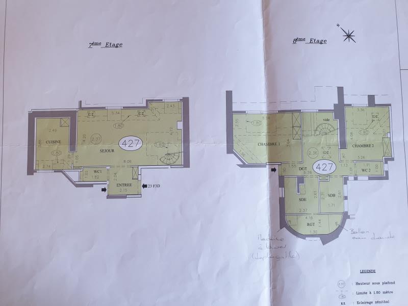 Vente appartement Neuilly sur seine 1500000€ - Photo 1