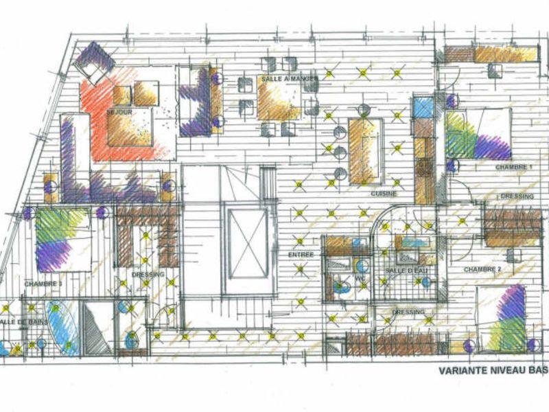 Vente appartement Neuilly sur seine 2100000€ - Photo 3