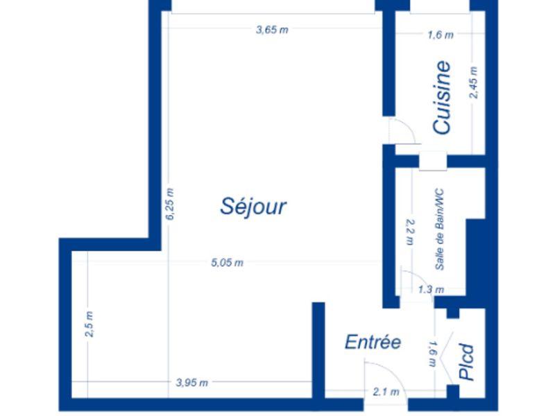 Vente appartement Neuilly sur seine 480000€ - Photo 8