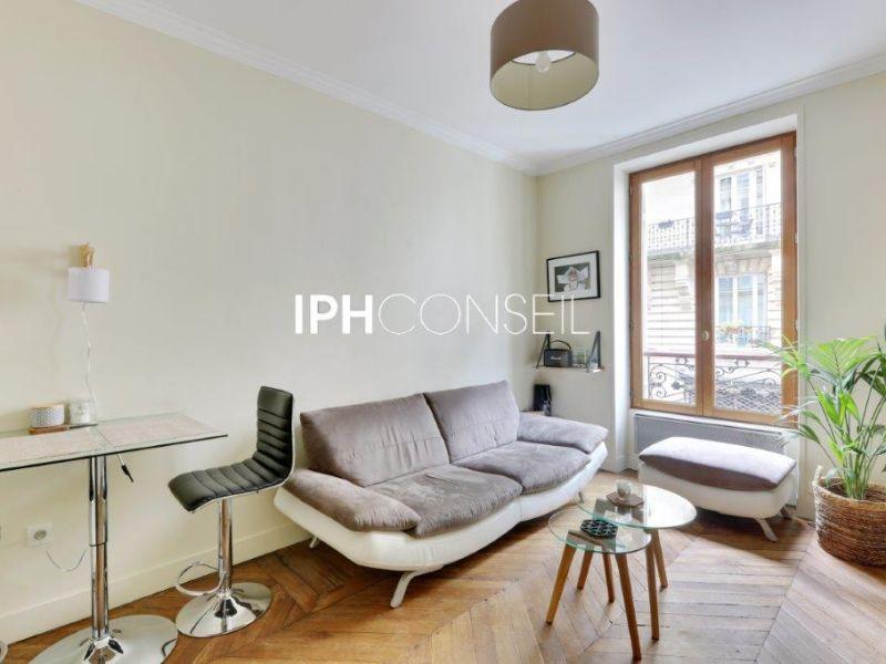 Sale apartment Paris 580000€ - Picture 1