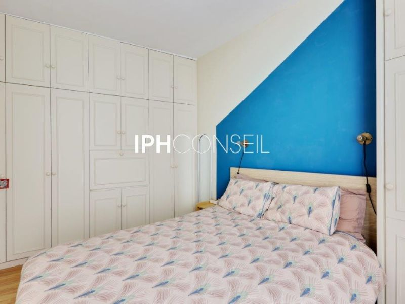 Sale apartment Paris 580000€ - Picture 7