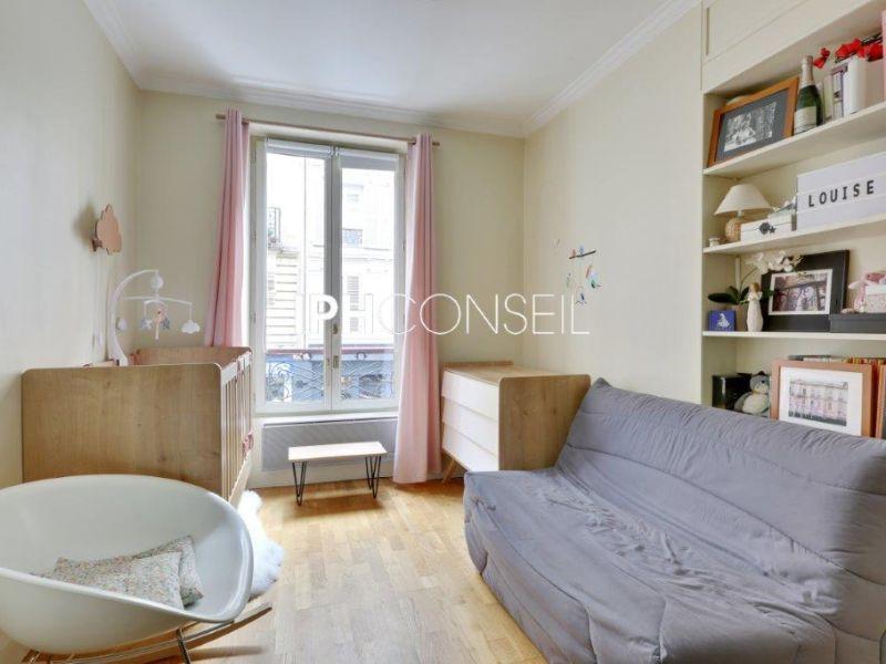 Sale apartment Paris 580000€ - Picture 11