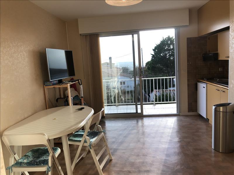 Vente appartement Vaux sur mer 133125€ - Photo 5