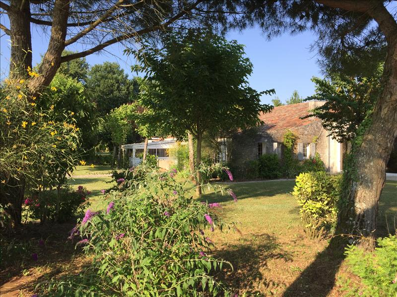 Sale house / villa Grezac 451500€ - Picture 18